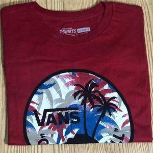 Vans Off the Wall Logo T-Shirt
